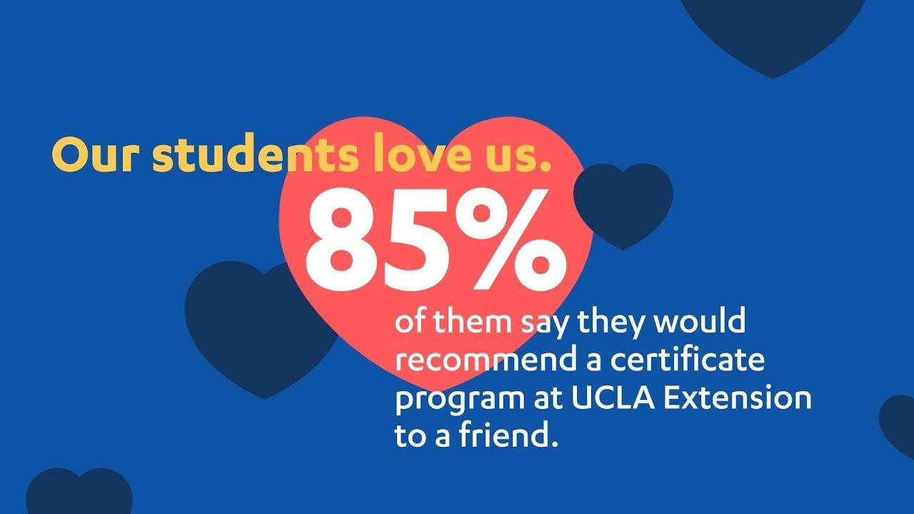 Certificates   UCLA Continuing Education