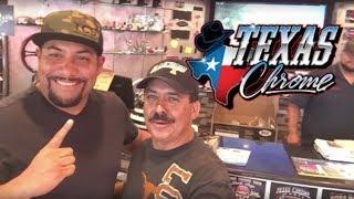 Conociendo a los muchachos de texas trocas