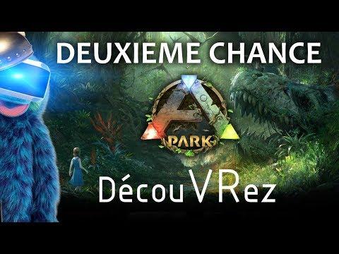 (Re)DécouVRez : ARK PARK   J'ai Changé d'Avis (PSVR) PS4 Pro   VR Singe