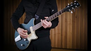 Yamaha Revstar Series Demo by Jeff Schroeder | RS502TFM