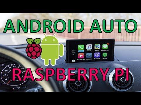 RasPi: DIY Android Auto! (EASY)