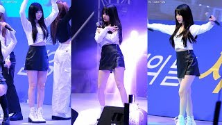 [4K60p] 191017 여자친구(GFRIEND)  은하(EUNHA)-밤(Time for the moon …