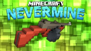 Minecraft Mods ★ THE TOMMY GUN ★ Nevermine Mod (9) - Dumb and Dumber