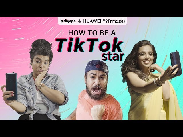 How to be a TikTok star feat. Ahsaas Channa, Jizzy & Bhavini Soni