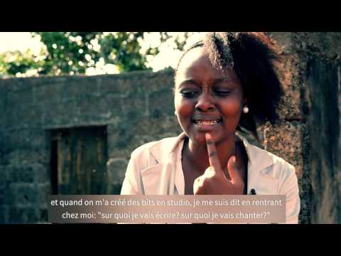 """""""Moi, Ashley, 17 ans, rappeuse à Conakry et ennemie des pédophiles"""""""