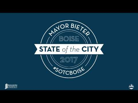 Boise State of the City 2017