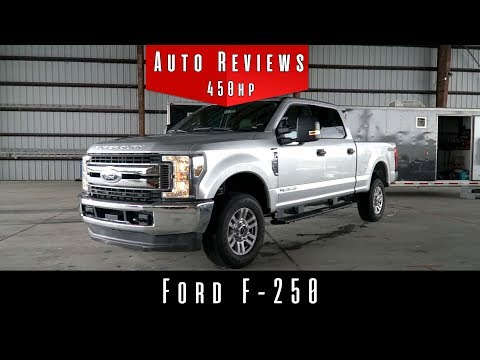 2019 Ford F-250 (Top Speed Test & Review)