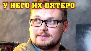 Многодетный папа! 5 детей и жена актриса – Как живет российский актер Николай Иванов