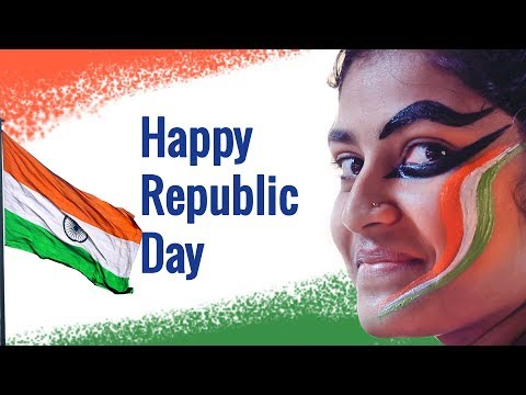 Republic Day greetings from God's Own Country