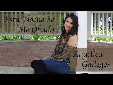 Esta Noche Se Me Olvida / Julion Alvarez / Angelica Gallegos