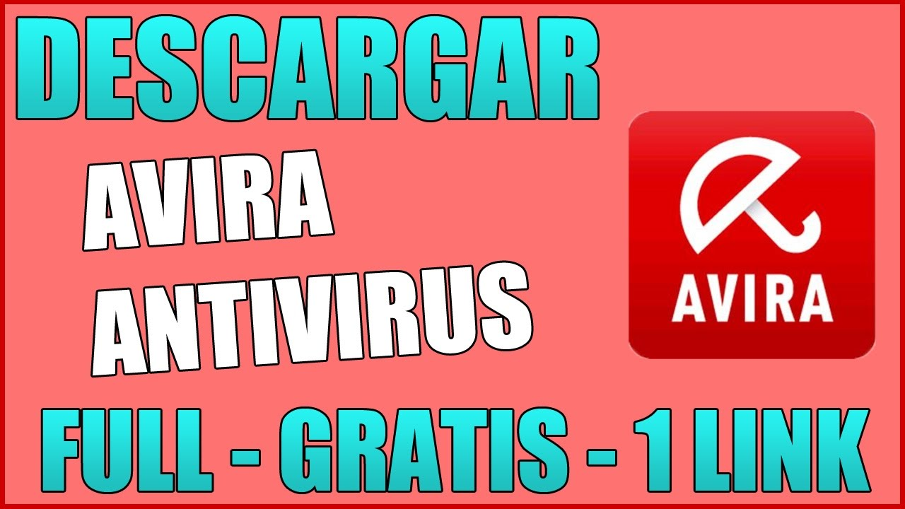 descargar antivirus avira gratis full