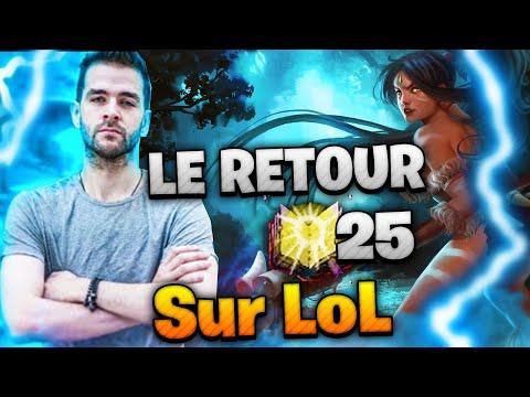 🔥 SKYYART DE RETOUR SUR LoL ! Nidalee Mejai 25 Stacks Beau Jeu !