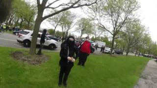Antifa Unmasked (Dressing Like a Ninja doesn't make you one)