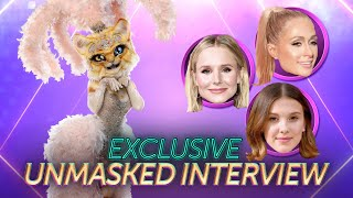 Kitty's First Interview Without The Mask! | Season 3 Ep. 15 | THE MASKED SINGER