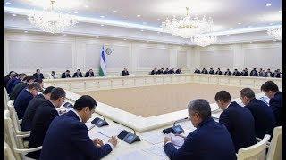 Президент Узбекистана 20 декабря 2018 года провел видеоселекторное совещание