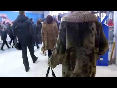 Ижевск. Эвакуировали торговые центры, в том числе  «Талисман»