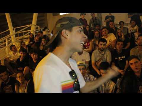 VIVI VS NOCRE  -CUARTOS- FlowRap Murcia