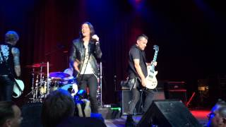 Kings of Chaos (The Fillmore, San Francisco) July 29, 2015 ... Fire Woman