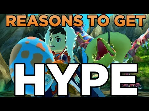 [MH Stories] 6 Reasons to be Excited for Monster Hunter Stories