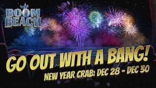 Boom Beach: The New Year Crab