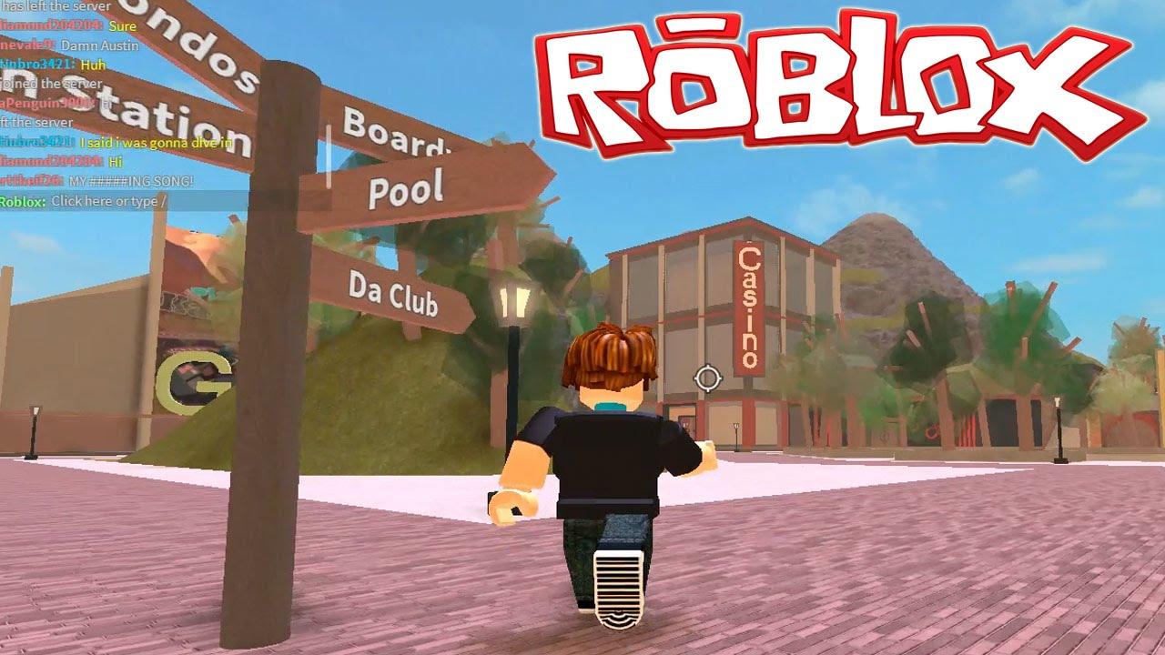 RobloxThe PlazaDecorating my Condo and Kart RacingGamer