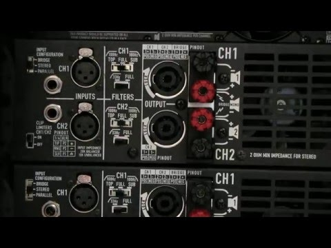 Stage Left Audio - Stereo