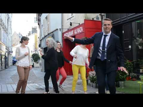 © Ville de Laval - Laval coeur de commerces : le centre ville en fête !