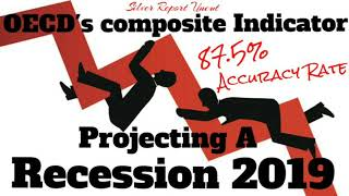 Economic Collapse News - OECD's Composite Indicator Projecting a Recession 2019