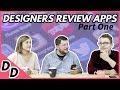 Product Designers Review Apps Part 1 | Designers Discuss || Crema