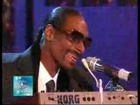 Snoop Dogg- Sensual Seduction on Ellen