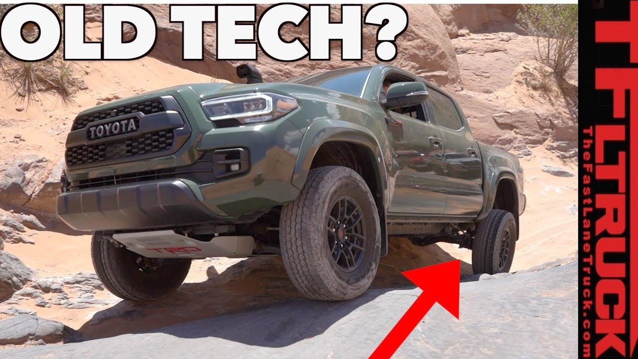 Report: New 2020 Toyota Tacoma TRD Pro Gets a $1,000 Price