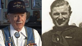 Interview with WWII submarine veteran Deen Brown (recorded in 2009)