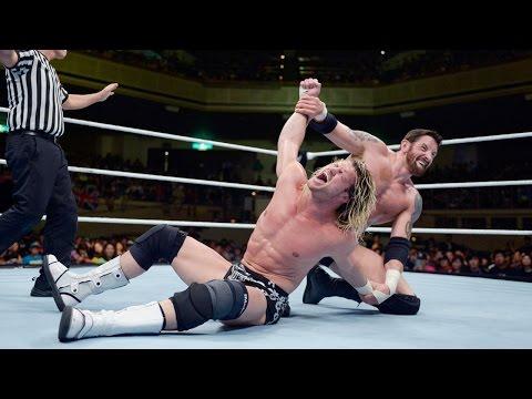 WWE Network: John Cena & Dolph Ziggler vs. Kane & King Barrett: The Beast in the East, July 4, 2015