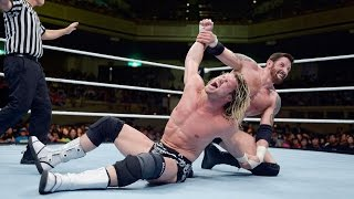 WWE Network: John Cena & Dolph Ziggler vs. Kane & King Barrett: The Beast in the East, July 4, 2015