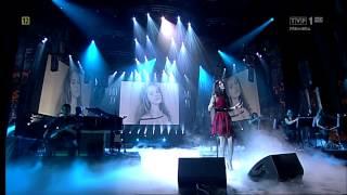 Lana del rey - video games lyrics (live) hd
