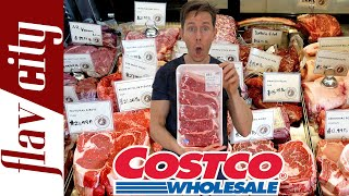 The SHOCKING Truth About Buying STEAKS At Costco - Blade Tenderized?!