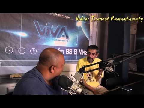 Jeannot Ramambazafy 4 Radio Viva 06 janvier 2015