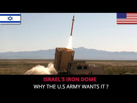 ISRAEL'S IRON DOME TO PROTECT U.S ARMY FROM CRUISE MISSILES