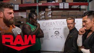 Reggie foils the plans of Drake Maverick, R-Truth, Akira Tozawa and Drew Gulak: Raw, Sept. 20, 2021
