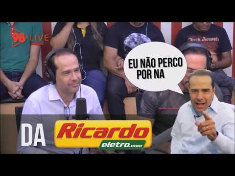 A história de Ricardo Nunes da Ricardo Eletro