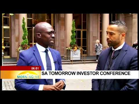 South African Tomorrow Investor Conference in New York