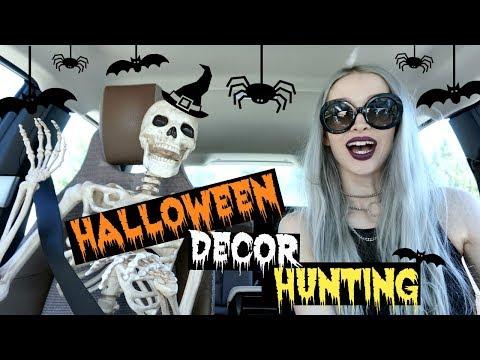 Halloween Decor Hunting!!!