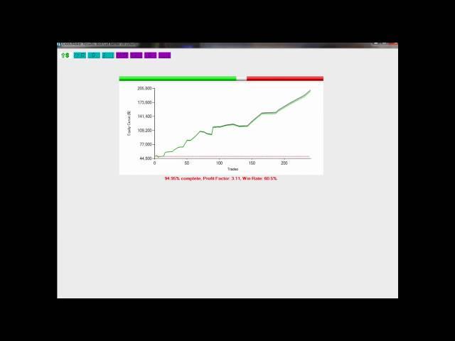 OddsMaker Tutorial (Backtester V4)