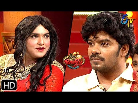 Sudigaali Sudheer Performance | Extra Jabardasth | 12th July 2019   | ETV Telugu