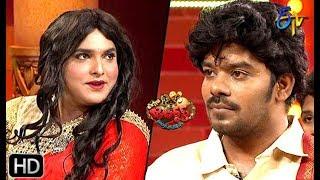 Sudigaali Sudheer Performance | Extra Jabardasth | 12th July 2019 | ETV Telugu