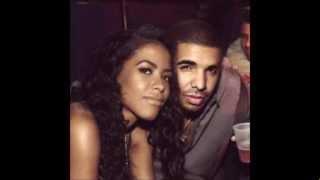 Aaliyah Enough Said ft. Drake (LYRICS)