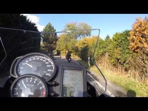 Bergisches Land Motorradtour