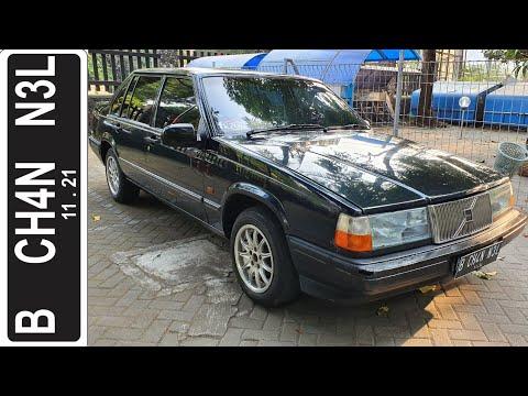 In Depth Tour Volvo 960 Turbo (1996) - Indonesia