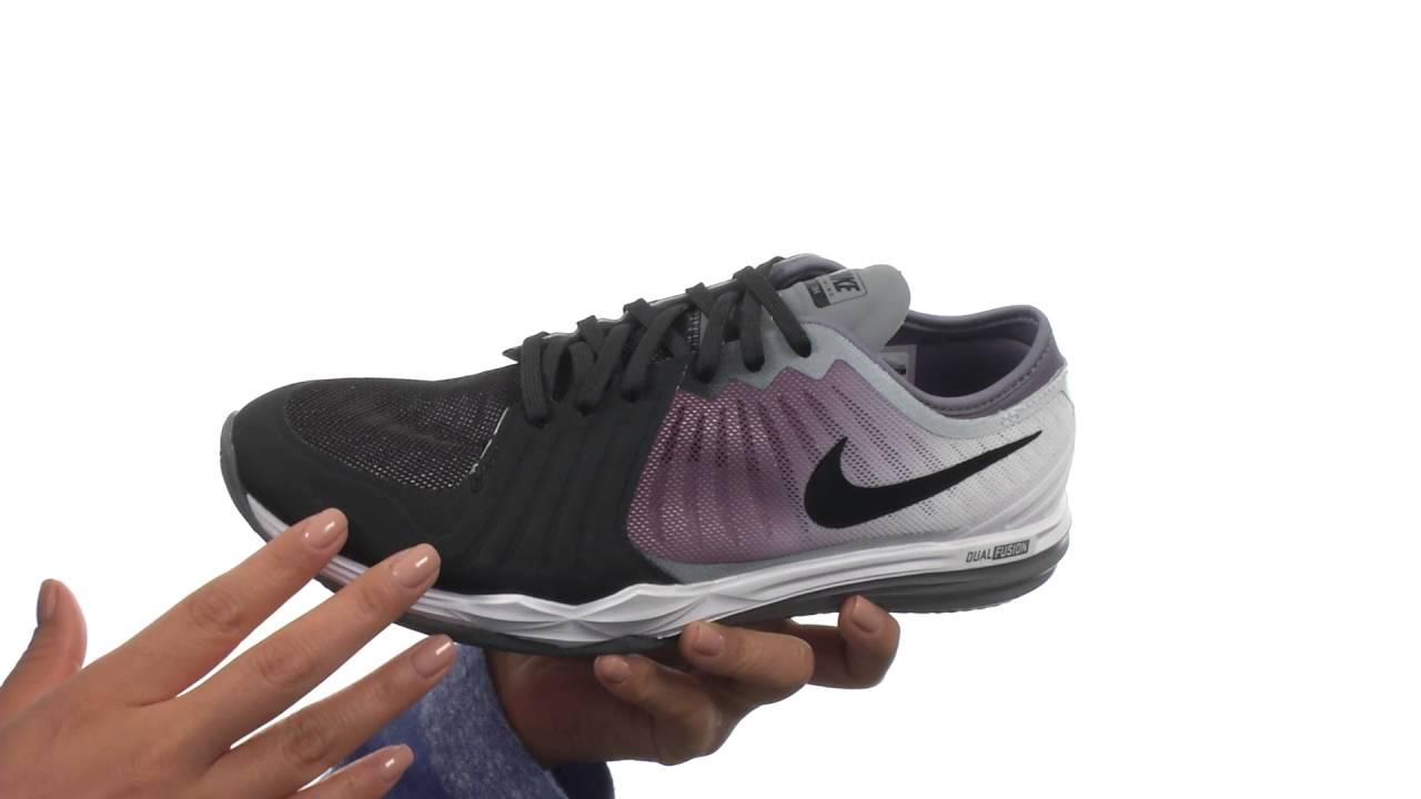 corazón Todo el mundo gastar  Nike Dual Fusion TR 4 Print SKU:8649340 - YouTube