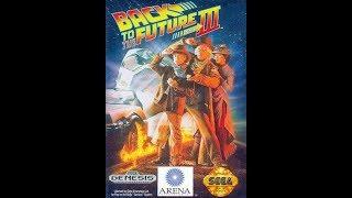 GBHBL Game Review: Back to the Future: Part III (Sega Mega Drive/Genesis)
